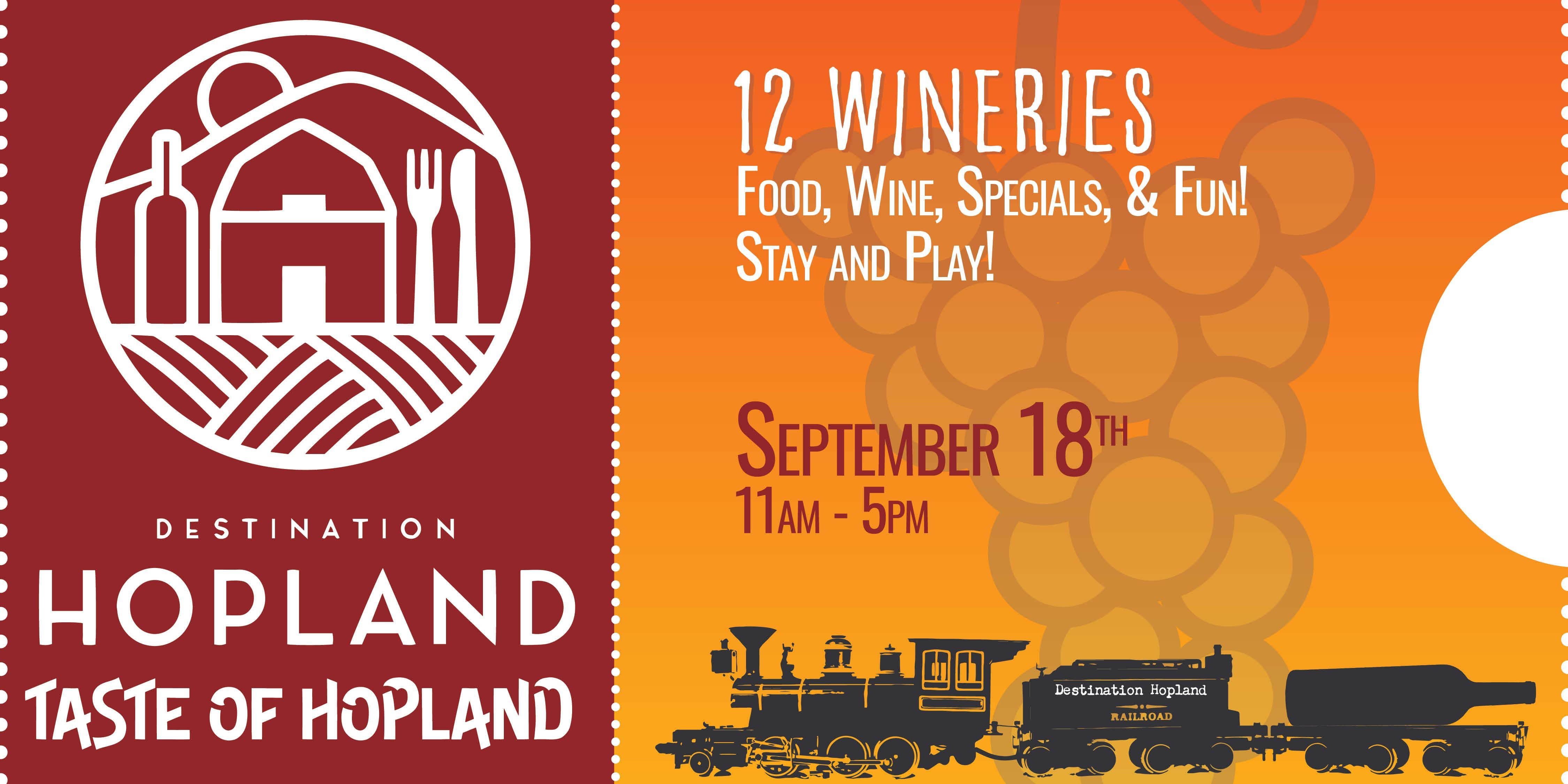 Destination Hopland: Taste of Hopland