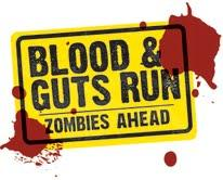 Blood and Guts Run-Wildest 5k Zombie Obstacle Race