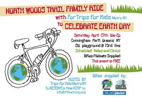 North Woods Family Trail Ride Day