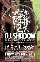 DJ Shadow - All Basses Covered 2013 (DJ Set) @ IDL...