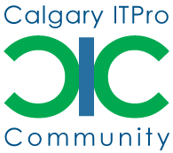 "Calgary IT Pro Community Association (""CIC"") logo"