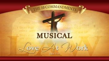 Eventbrite | Love At Work 10 Commandments Musical