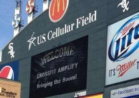 2015 CrossFit Amplify White Sox Game