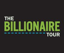 The Billionaire Tour - Brad Sugars logo