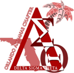 Orlando Alumnae Chapter of Delta Sigma Theta Sorority, Inc logo