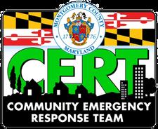 Montgomery County CERT logo