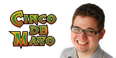 ERIC DITTELMAN CINCO DE MAYOMIND READING COMIX*********