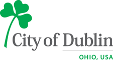 City of Dublin, Ohio, USA logo