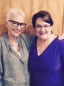 Dawn Doherty and Larendee Roos logo