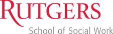 Rutgers School of Social Work - Lenna Nepomnyaschy, Associate Professor logo