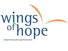 The Wings of Hope Children's Charity/ WOHAA logo