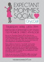 Expectant Mommies Social at the Hudson Tavern