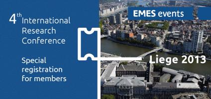 4th EMES International Research Conference on Social Enterprise