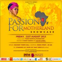 PASSION FOR MOTHERLAND – a vibrant night of live...