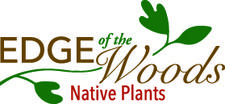 Edge of the Woods Native Plant Nursery logo
