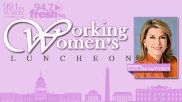 Working Women's Luncheon
