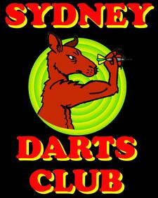 Sydney Darts Club logo