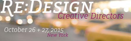 RE:DESIGN/Creative Directors 2015