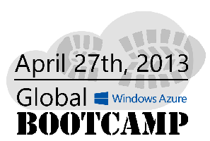 Global Windows Azure Boot Camp - Toronto Area
