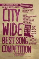 CITYWIDE BEST SONG COMPETITION