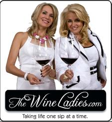 The Wine Ladies logo