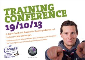 Mid Glamorgan Scout Adult Training Conference