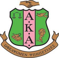 Psi Psi Omega Chapter of Alpha Kappa Alpha Sorority, Incorporated logo
