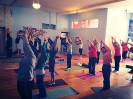 May 4-5th – Free Yoga Classes Yogathon ~ Happy...