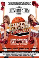 Havana Saturdays: Cheerleaders & Bottles Party