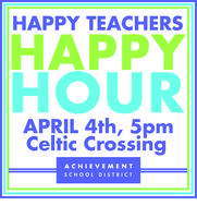 HAPPY TEACHERS, HAPPY HOUR: Learn About Careers in...