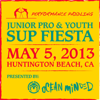 Junior Pro & Youth SUP Fiesta