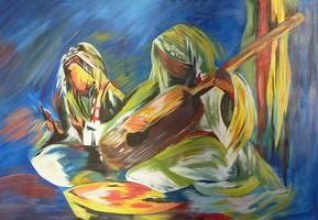 A Night of Moroccan Gnawa, Sufi & Trance Music