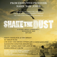 St. Paul Premeire Screening of SHAKE THE DUST