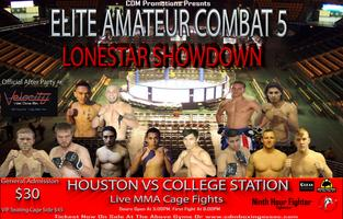 Elite Amateur Combat 5