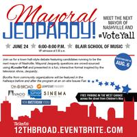 Mayoral Jeopardy: Meet the next mayor of Nashville and...
