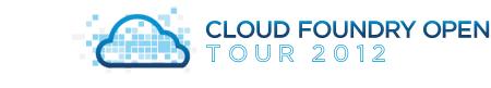 Cloud Foundry Open Tour, Shanghai