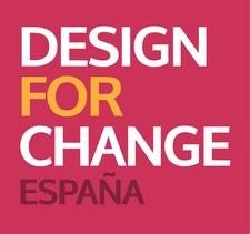 Design for Change España logo