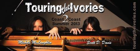 Michele McLaughlin and Scott D. Davis LIVE in Salt...