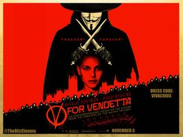 V for Vendetta Bonfire Night Special Event