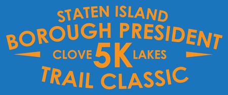 Staten Island Borough President 5K Trail Classic at...