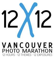12x12 Vancouver Photo Marathon logo