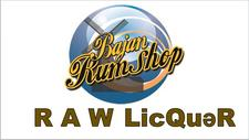 BajanRumShop RAW LicQuəR logo