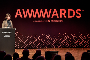 Awwwards Conference & Prize-giving - Amsterdam 2016