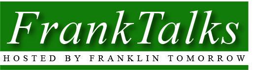 FrankTalks lecture logo