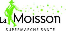 La Moisson-Supermarché santé logo