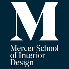 Mercer School of Interior Design logo