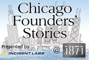 Talks @ 1871: Founders' Stories with Shawn Riegsecker