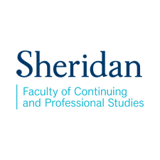 Sheridan Continuing and Professional Studies logo