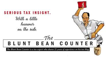 The Blunt Bean Counter's Book Launch