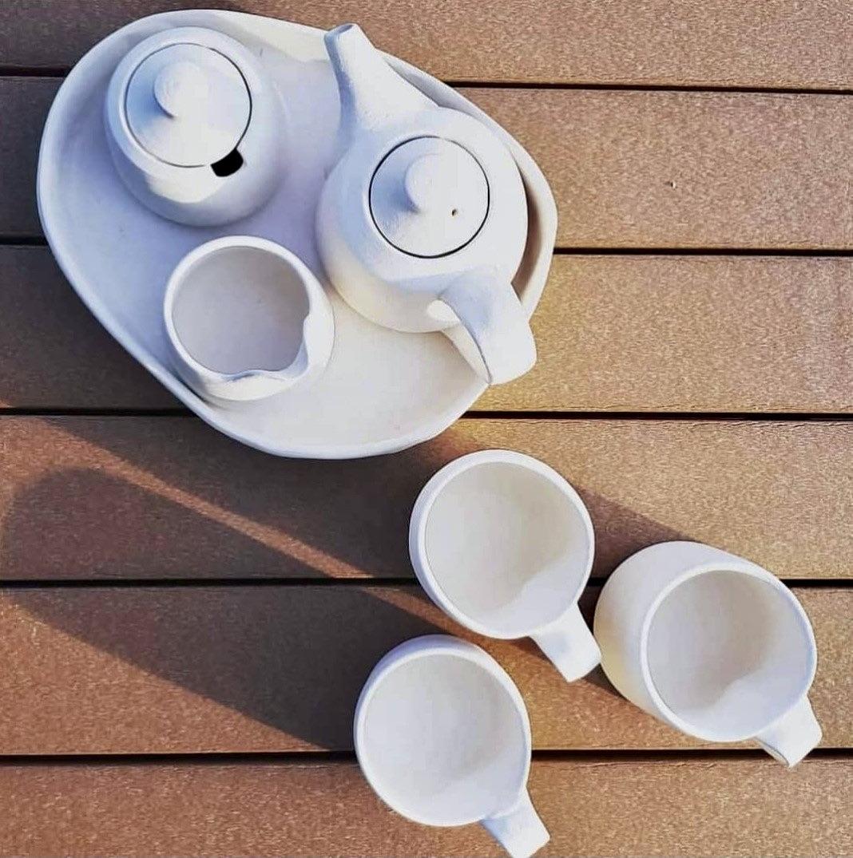 Pottery Level 2: Tea Sets